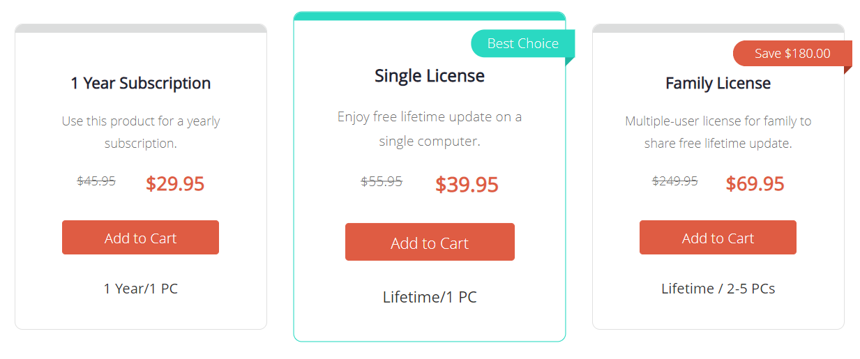 videosolo pricing